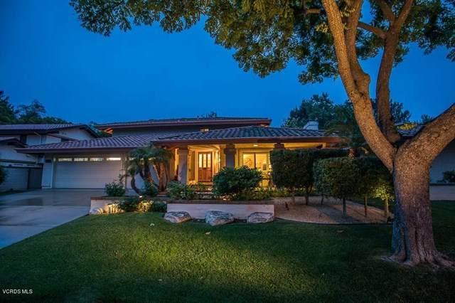 3940 Via Verde, Thousand Oaks, CA 91360 (#220005911) :: Randy Plaice and Associates