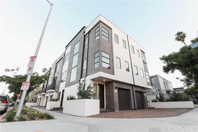 5963 Fountain Ave, Hollywood, CA 90028 (#SR20112838) :: Randy Plaice and Associates