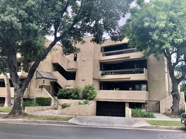 2121 Scott Road #206, Burbank, CA 91504 (#SR20111565) :: SG Associates