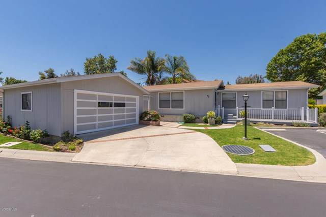 975 W Telegraph Road #45, Santa Paula, CA 93060 (#220006058) :: SG Associates