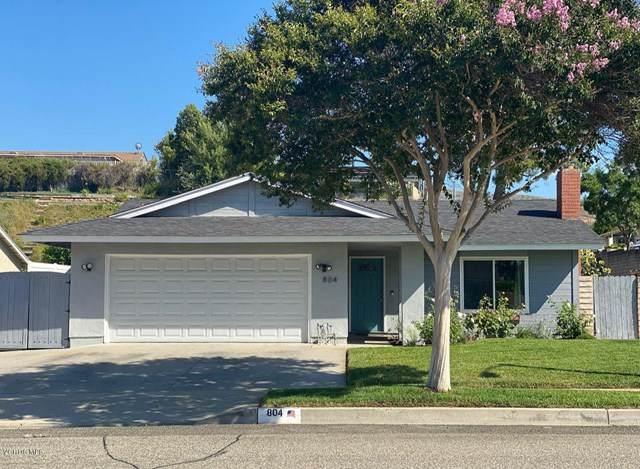 804 N Thornwood Street, Simi Valley, CA 93065 (#220006060) :: Randy Plaice and Associates