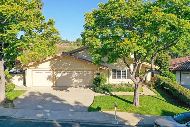 3970 Calle Del Sol, Thousand Oaks, CA 91360 (#220006123) :: SG Associates
