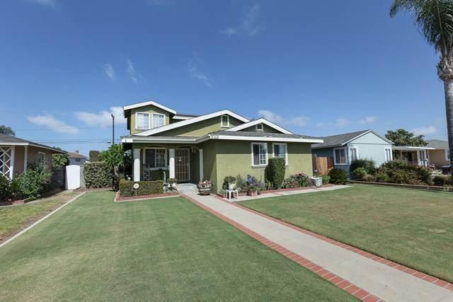 145 N I Street, Oxnard, CA 93030 (#220006133) :: Randy Plaice and Associates