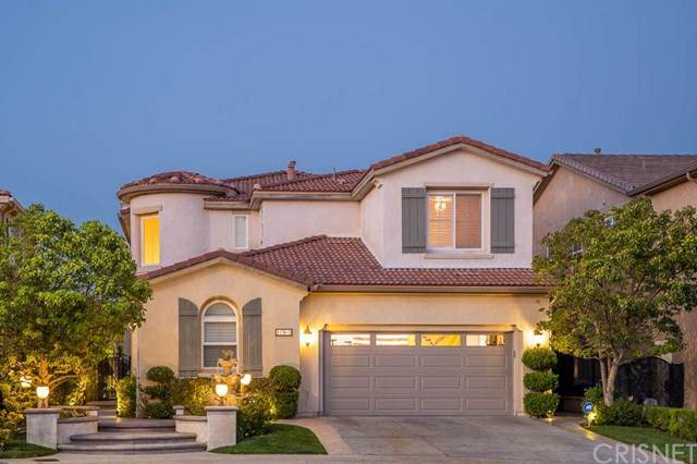 11568 Apulia Court, Porter Ranch, CA 91326 (#SR20116522) :: SG Associates