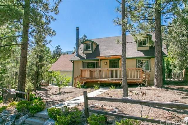 16712 Sandalwood Drive, Pine Mtn Club, CA 93222 (#SR20099202) :: Randy Plaice and Associates