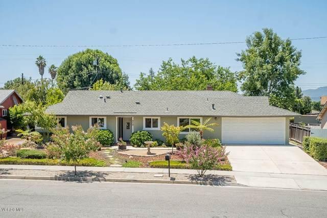 848 Camino La Maida, Thousand Oaks, CA 91360 (#220006161) :: Randy Plaice and Associates