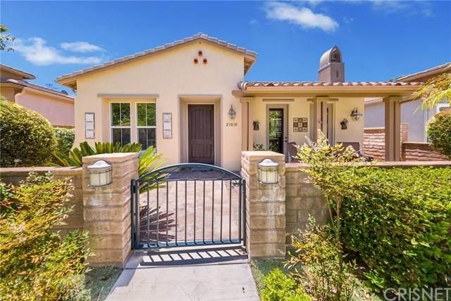 23810 Cherry Court, Valencia, CA 91354 (#SR20117160) :: Randy Plaice and Associates