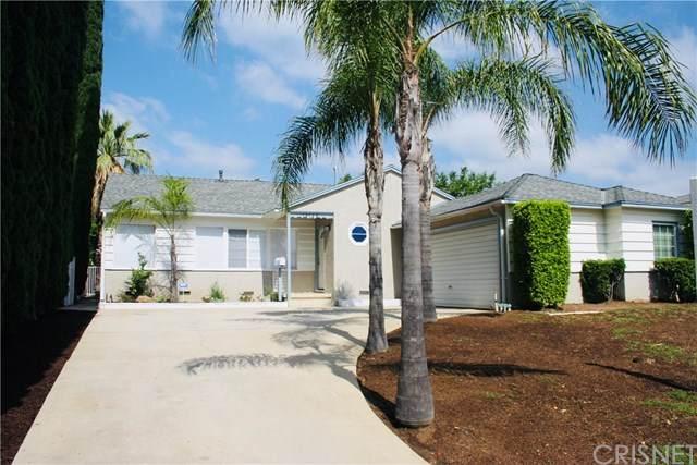 10125 Kester Avenue, Mission Hills (San Fernando), CA 91345 (#SR20105415) :: Randy Plaice and Associates