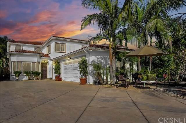 5721 Topeka Drive, Tarzana, CA 91356 (#SR20117492) :: Randy Plaice and Associates