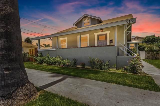 519 W 6th Street, Oxnard, CA 93030 (#220006251) :: Randy Plaice and Associates