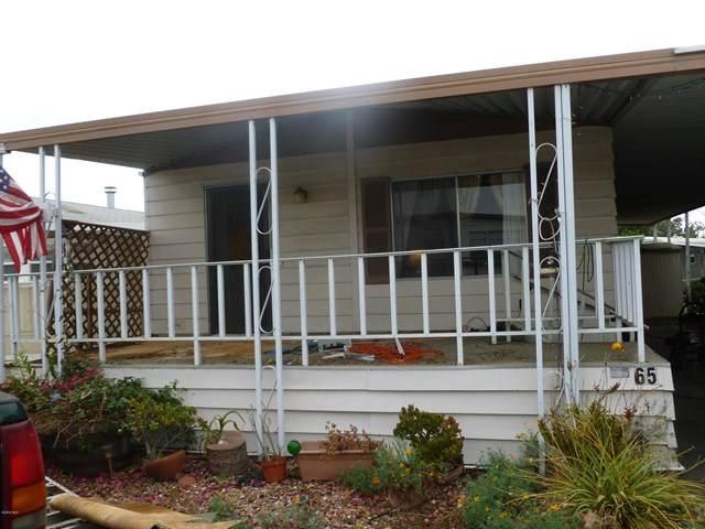 65 Victor Herbert Drive, Ventura, CA 93003 (#220006252) :: Randy Plaice and Associates