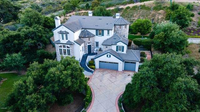 1820 Tamarack Street, Westlake Village, CA 91361 (#220006256) :: Randy Plaice and Associates