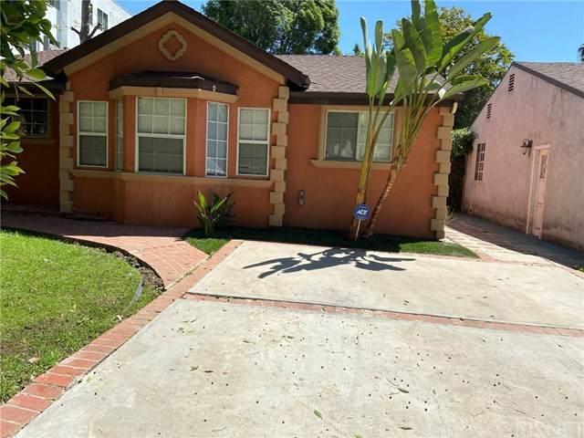 5146 Noble Avenue, Sherman Oaks, CA 91403 (#SR20119129) :: Randy Plaice and Associates