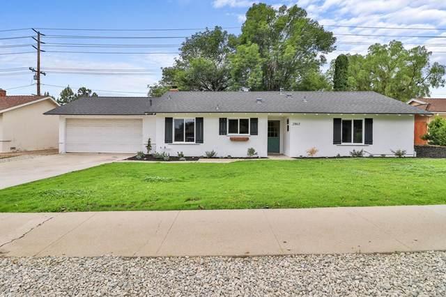 2863 Calle Quebracho, Thousand Oaks, CA 91360 (#220006291) :: Randy Plaice and Associates