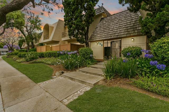 138 S Bryn Mawr Street #30, Ventura, CA 93003 (#220006325) :: Randy Plaice and Associates