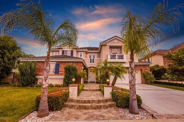2490 Montecito Avenue, Westlake Village, CA 91362 (#220006347) :: Randy Plaice and Associates