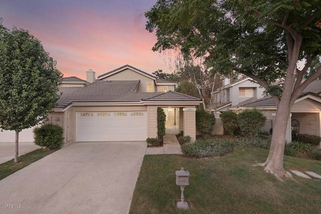 5777 Tanner Ridge Avenue, Westlake Village, CA 91362 (#220006387) :: SG Associates