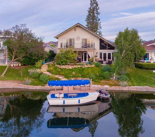 1561 La Venta Drive, Westlake Village, CA 91361 (#220006394) :: Randy Plaice and Associates
