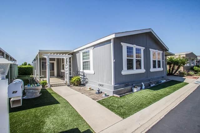 27 Gitana Avenue #139, Camarillo, CA 93012 (#220006406) :: SG Associates