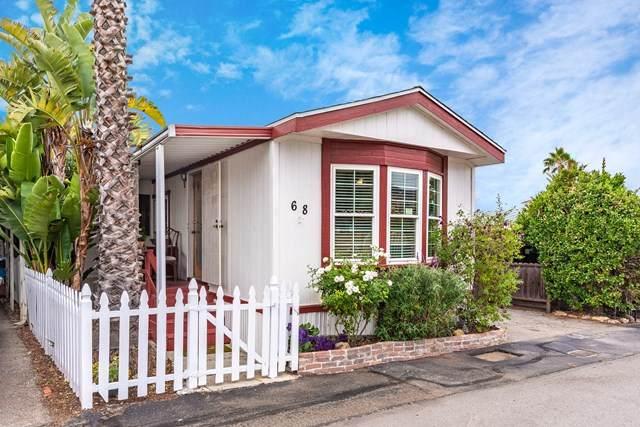 198 Skyline Drive #68, Thousand Oaks, CA 91362 (#220006409) :: Randy Plaice and Associates