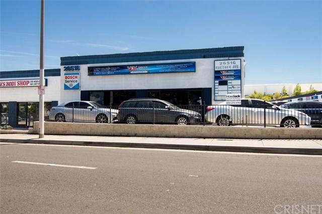 26516 Ruether Avenue #203, Saugus, CA 91350 (#SR20111125) :: TruLine Realty