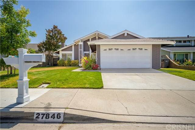 27846 Caraway Lane, Saugus, CA 91350 (#SR20121084) :: TruLine Realty