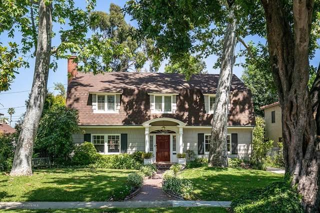 420 S Greenwood Avenue, Pasadena, CA 91107 (#820002343) :: Randy Plaice and Associates