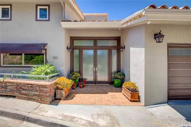8041 Bulwer Drive, Los Angeles, CA 90046 (#320001846) :: Randy Plaice and Associates