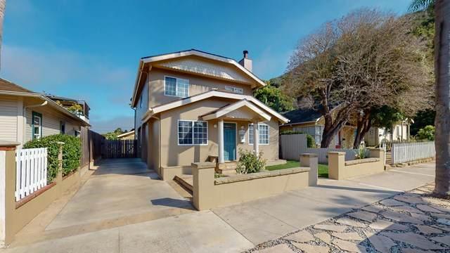 637 W De La Guerra Street, Santa Barbara, CA 93101 (#220006471) :: Randy Plaice and Associates
