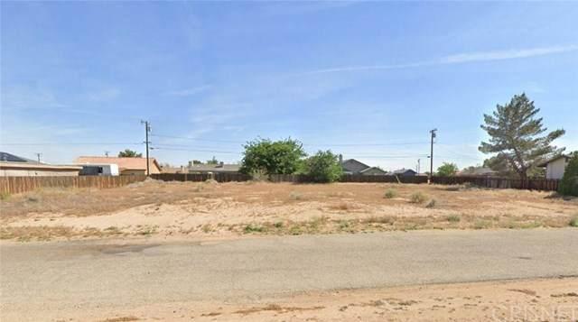 0 0, California City, CA  (#SR20119554) :: Randy Plaice and Associates