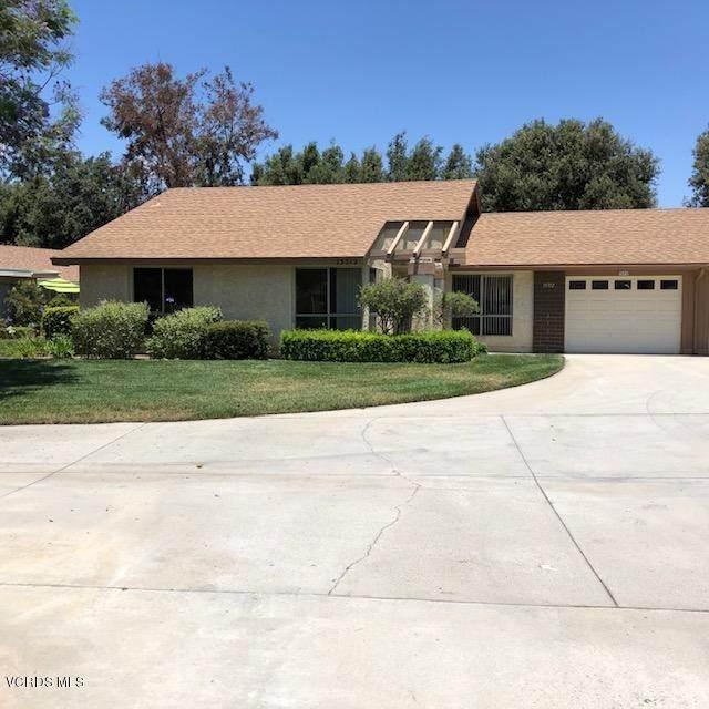 15312 Village 15, Camarillo, CA 93012 (#220006494) :: Randy Plaice and Associates