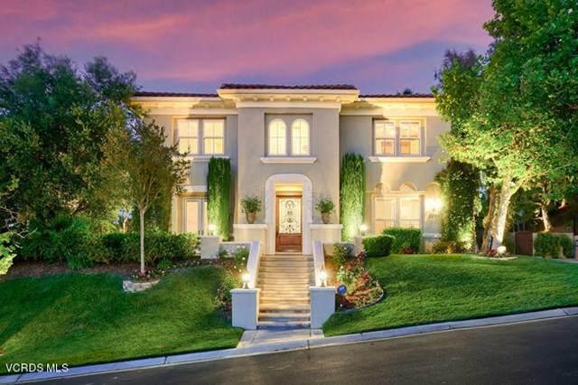 2030 Hathaway Boulevard, Westlake Village, CA 91362 (#220006500) :: Randy Plaice and Associates