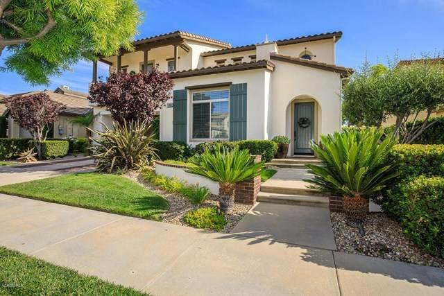 13808 Eaton Hollow Avenue, Moorpark, CA 93021 (#220006508) :: SG Associates
