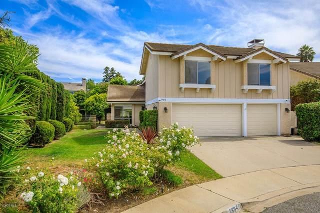 3904 Calle Loma Vista, Newbury Park, CA 91320 (#220006504) :: Randy Plaice and Associates