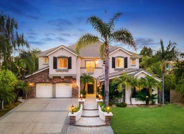 2523 Montecito Avenue, Westlake Village, CA 91362 (#220006518) :: Randy Plaice and Associates