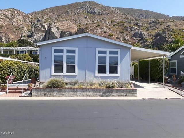 28 Gitana Avenue #166, Camarillo, CA 93012 (#220006519) :: SG Associates
