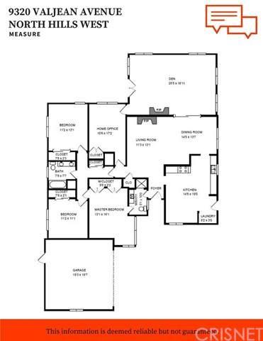 9320 Valjean Avenue, North Hills, CA 91343 (#SR20122798) :: Randy Plaice and Associates