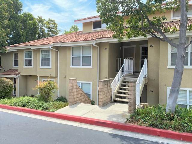 2731 Erringer Road #21, Simi Valley, CA 93065 (#220006545) :: Randy Plaice and Associates