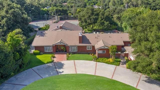 3393 Lombardy Road, Pasadena, CA 91107 (#820002402) :: Randy Plaice and Associates
