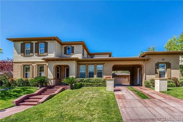 25649 Magnolia Lane, Stevenson Ranch, CA 91381 (#SR20123574) :: Randy Plaice and Associates