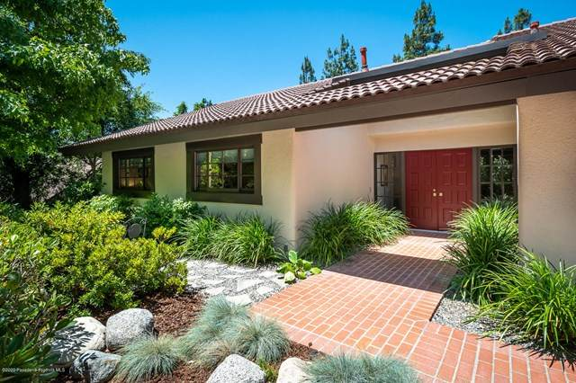 5757 Evening Canyon Drive, La Canada Flintridge, CA 91011 (#820002407) :: Randy Plaice and Associates