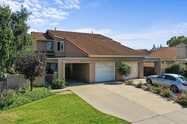 11834 Courtney Lane, Moorpark, CA 93021 (#220006580) :: Randy Plaice and Associates