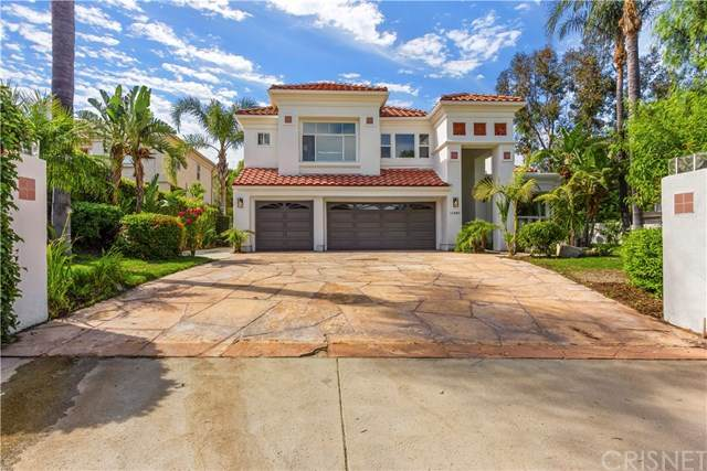 11985 Rexbon Road, Granada Hills, CA 91344 (#SR20124239) :: SG Associates