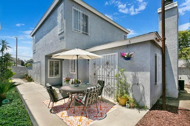 233 Orleans Way, Long Beach, CA 90805 (#820002412) :: Randy Plaice and Associates
