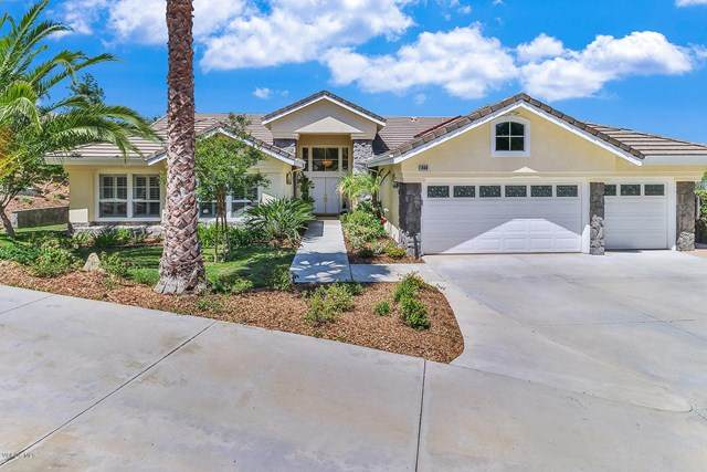 1880 Crystal View Circle, Newbury Park, CA 91320 (#220006591) :: SG Associates