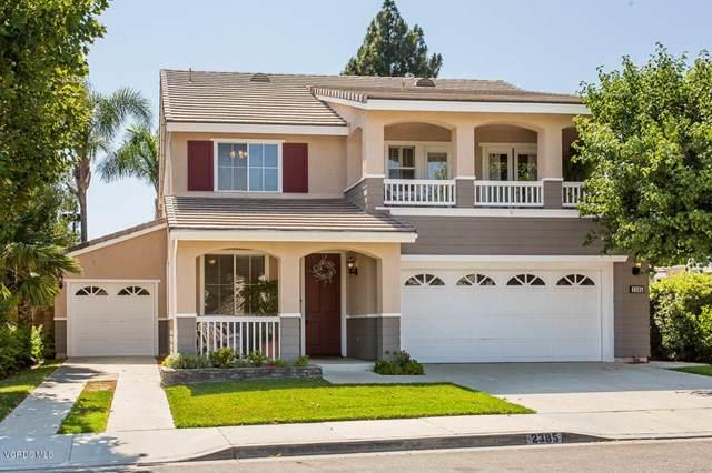 2385 Summerwood Avenue, Simi Valley, CA 93063 (#220006609) :: SG Associates
