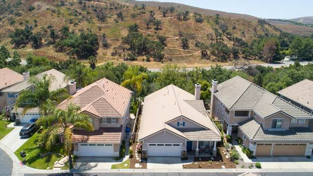 3036 Espana Lane, Thousand Oaks, CA 91362 (#220006614) :: Randy Plaice and Associates
