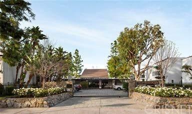 18645 Hatteras Street #274, Tarzana, CA 91356 (#SR20124885) :: SG Associates
