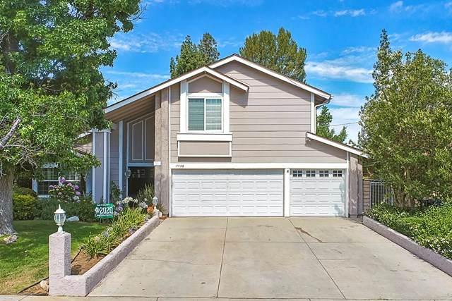 7738 Quimby Avenue, West Hills, CA 91304 (#220006623) :: Randy Plaice and Associates