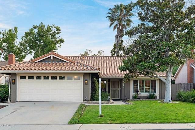 943 Hickory View Circle, Camarillo, CA 93012 (#220006624) :: Randy Plaice and Associates